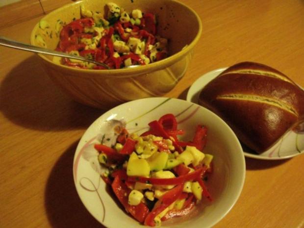 Italienischer Salat - Rezept - Bild Nr. 7