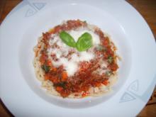 leckere Bolognese al Nonna Maria - Rezept