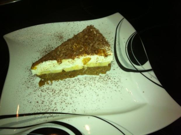 Banoffee Pie - Rezept