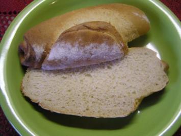 Frühstücks-Krusties 8 Stück - Rezept