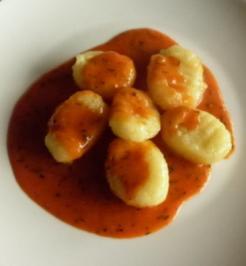 Kartoffel - Gnocchi selbstgemacht - Rezept