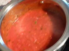 Extrascharfe Sauce für Liebhaber - Rezept
