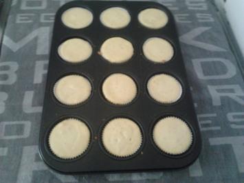 cheescake muffin - Rezept