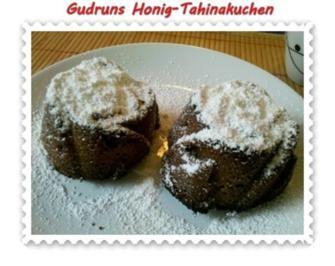 Kuchen: Honig-Tahinakuchen - Rezept