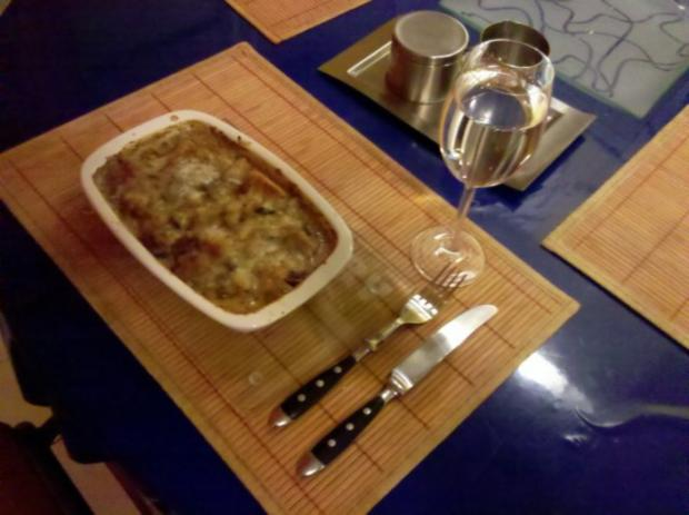 Kartoffeln: Kartoffelauflauf mit Mangold - Rezept - Bild Nr. 10