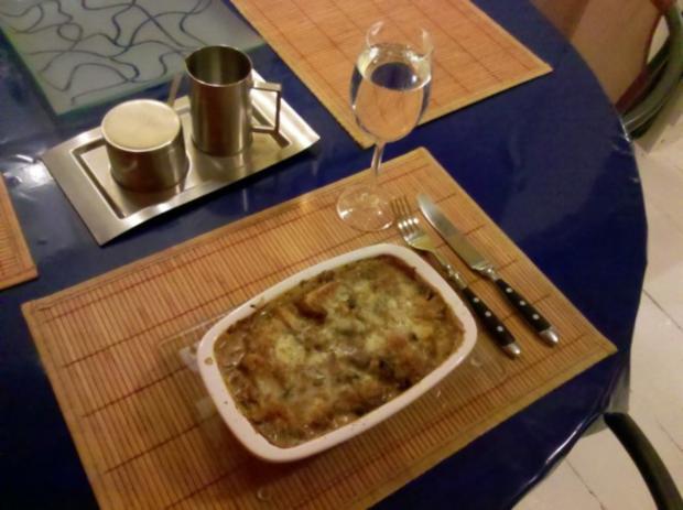 Kartoffeln: Kartoffelauflauf mit Mangold - Rezept - Bild Nr. 11