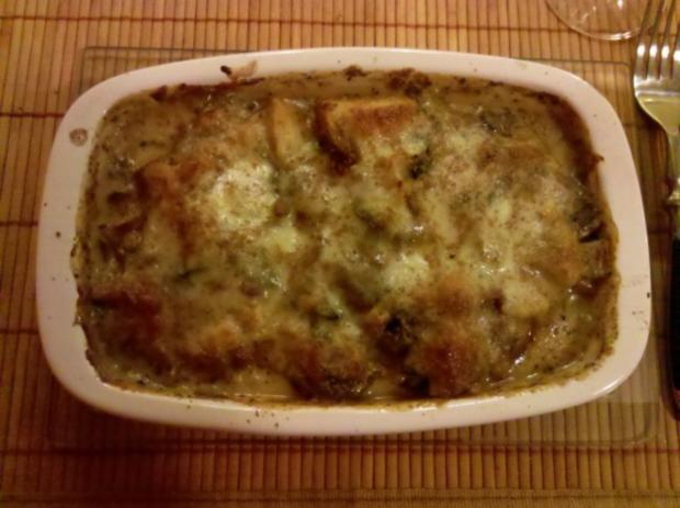 Kartoffeln: Kartoffelauflauf mit Mangold - Rezept - Bild Nr. 12
