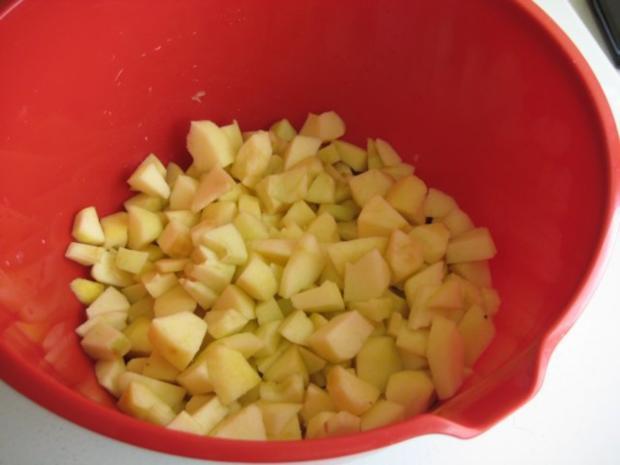 Apfel-Hefekranz - Rezept - Bild Nr. 9