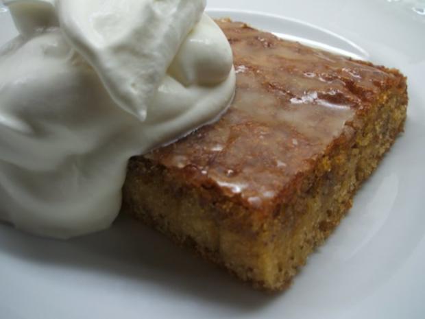 Backen: Honigkuchen mit Met - Rezept
