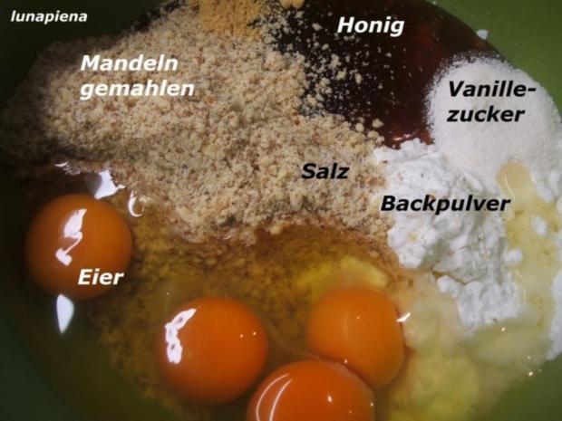 Backen: Honigkuchen mit Met - Rezept - Bild Nr. 3