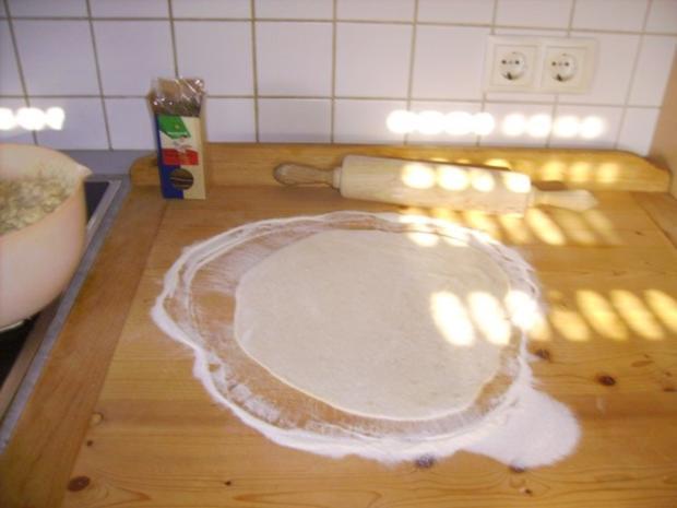Pizza Quattro Stagioni - Rezept - Bild Nr. 2
