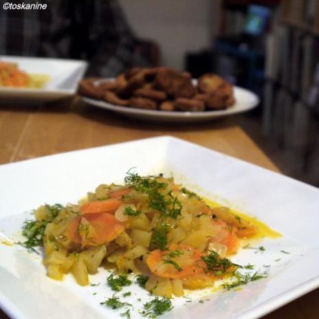 Möhren-Fenchel-Gemüse - Rezept - Bild Nr. 12