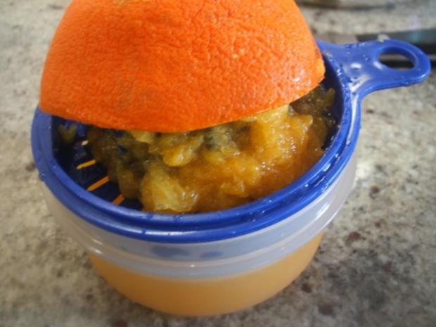 Vorrat: Mango-Orangen-Mus - Rezept - Bild Nr. 4