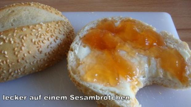 Grapefruit-Orange-Aperol Gelee - Rezept