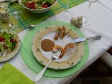 gegrillte Garnelen mit Chili- Marsala- Soße - Rezept