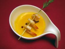 Kürbis-Cremesuppe - Rezept