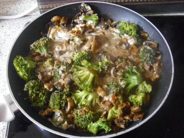 Entenbrust mit Broccoligemüse asiatisch - Rezept - Bild Nr. 2