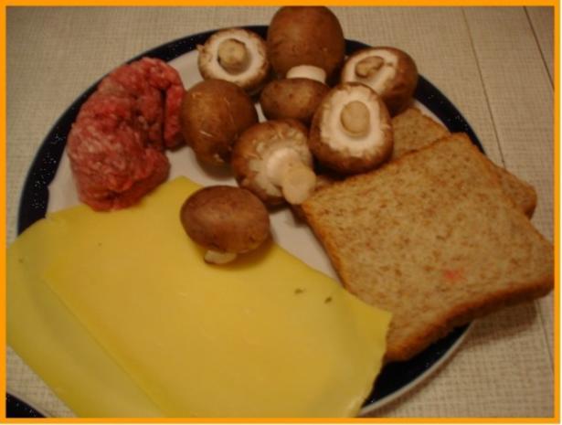 Champignon Toast - Rezept - Bild Nr. 2