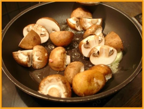 Champignon Toast - Rezept - Bild Nr. 4