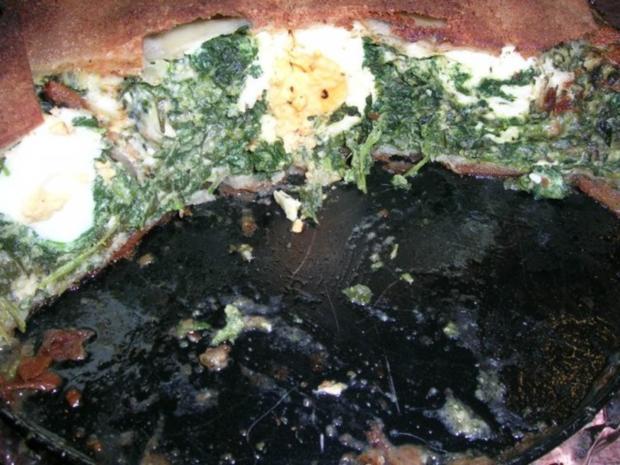 Torta Pasqualina - eine italienische, österliche Spinattorte - Rezept - Bild Nr. 2