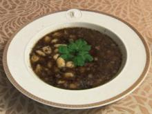 Pfälzer Worschtsupp mit Riwwele (Iris Klein) - Rezept