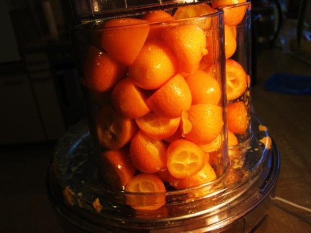 Marmelade aus Kumquat ... - Rezept - Bild Nr. 5