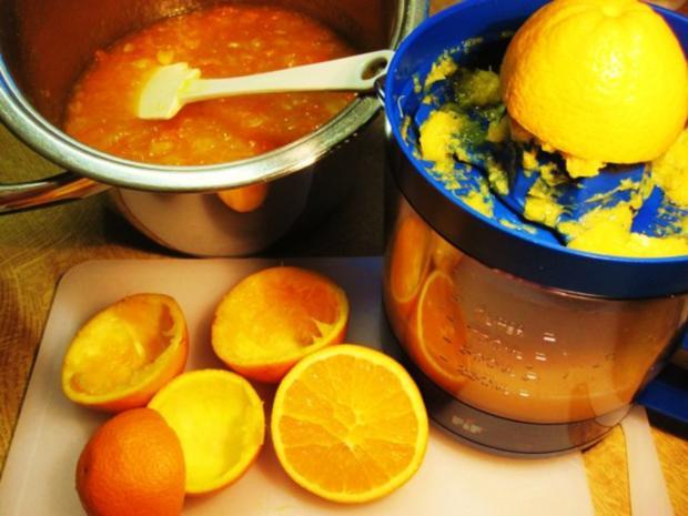Marmelade aus Kumquat ... - Rezept - Bild Nr. 7