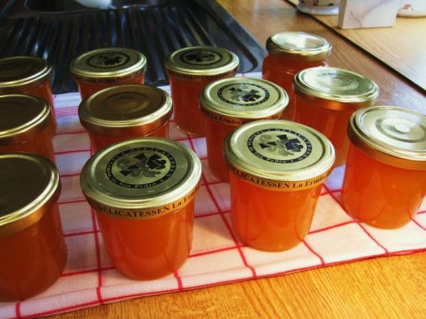 marmelade aus kumquat rezept mit bild. Black Bedroom Furniture Sets. Home Design Ideas