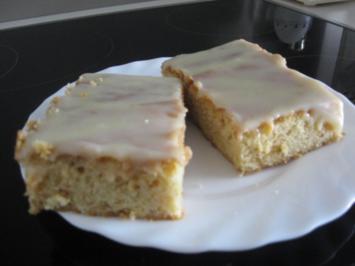 """""""White Brownies"""" - Rezept"""