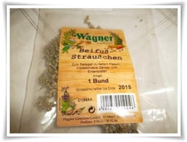 Zarte Gänsekeule mit Gemüse geschmort - Rezept - Bild Nr. 9