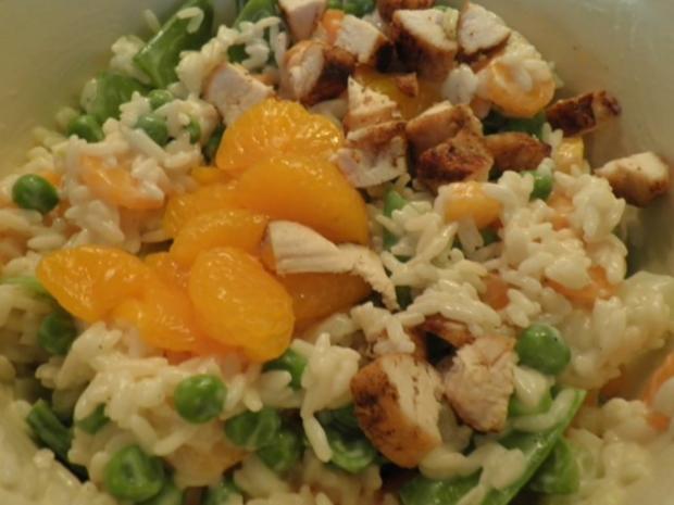 Fruchtig - bunter Reissalat - Rezept - Bild Nr. 10