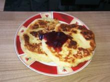 Buttermilch-Pancakes - Rezept