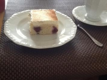 Kirsch-Zimt-Kuchen - Rezept