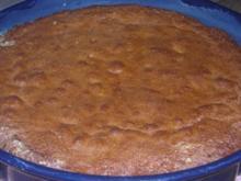 Tunesische Datteltorte - Rezept