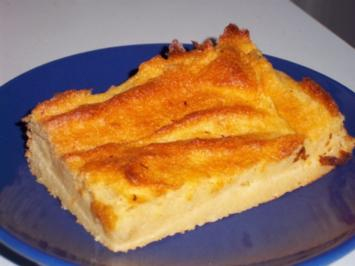 Kartoffelkuchen - Rezept
