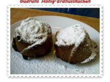 Kuchen: Honig-Erdnusskuchen - Rezept