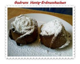 Rezept: Kuchen: Honig-Erdnusskuchen