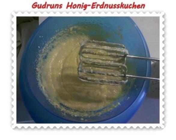 Kuchen: Honig-Erdnusskuchen - Rezept - Bild Nr. 6