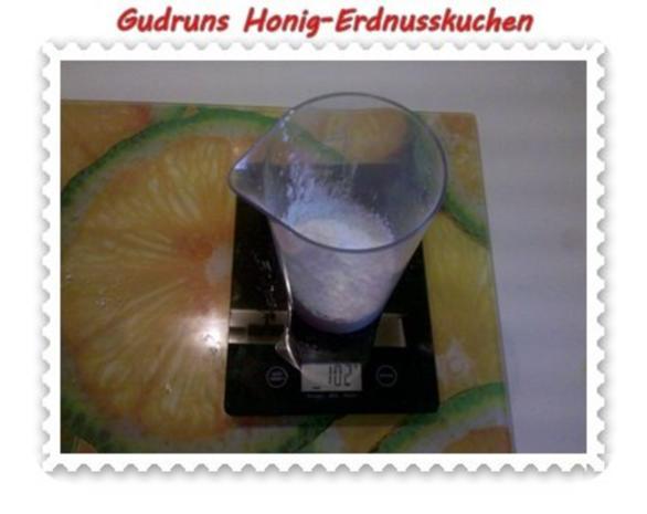 Kuchen: Honig-Erdnusskuchen - Rezept - Bild Nr. 7