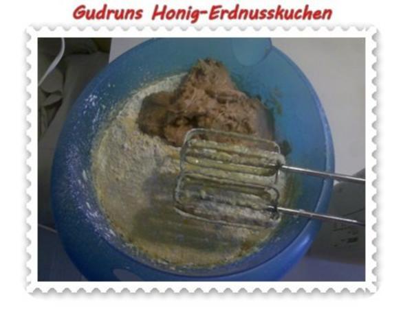 Kuchen: Honig-Erdnusskuchen - Rezept - Bild Nr. 8