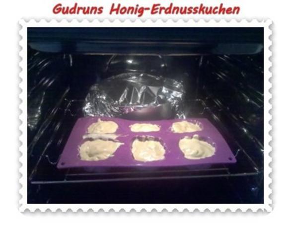 Kuchen: Honig-Erdnusskuchen - Rezept - Bild Nr. 9