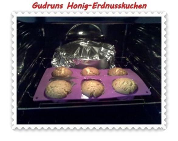 Kuchen: Honig-Erdnusskuchen - Rezept - Bild Nr. 10