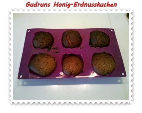 Kuchen: Honig-Erdnusskuchen - Rezept - Bild Nr. 11