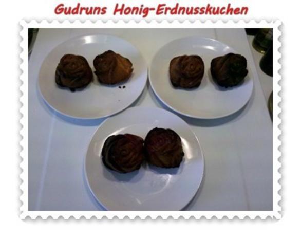 Kuchen: Honig-Erdnusskuchen - Rezept - Bild Nr. 12