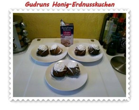 Kuchen: Honig-Erdnusskuchen - Rezept - Bild Nr. 13