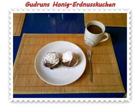 Kuchen: Honig-Erdnusskuchen - Rezept - Bild Nr. 14