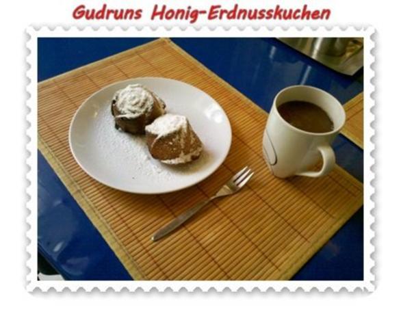 Kuchen: Honig-Erdnusskuchen - Rezept - Bild Nr. 15