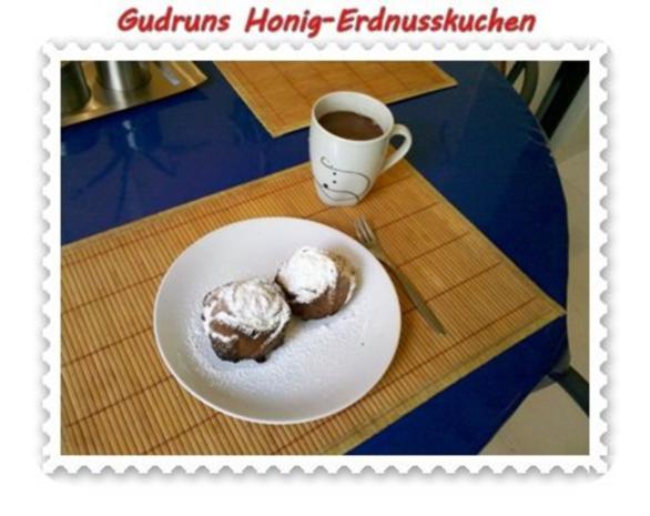 Kuchen: Honig-Erdnusskuchen - Rezept - Bild Nr. 16