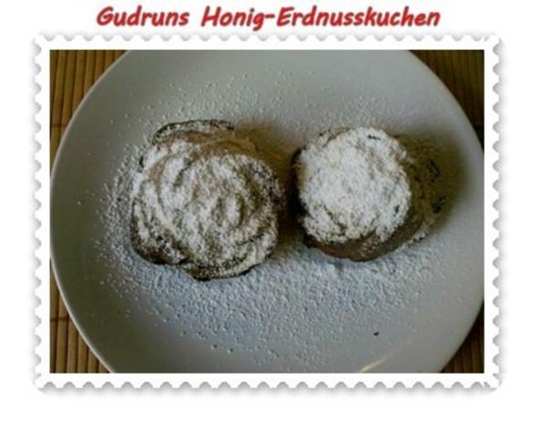 Kuchen: Honig-Erdnusskuchen - Rezept - Bild Nr. 17