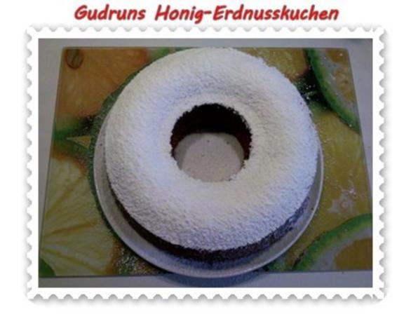 Kuchen: Honig-Erdnusskuchen - Rezept - Bild Nr. 20